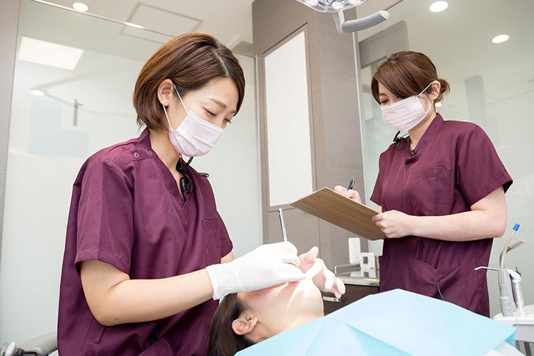 歯周病組織検査2回目